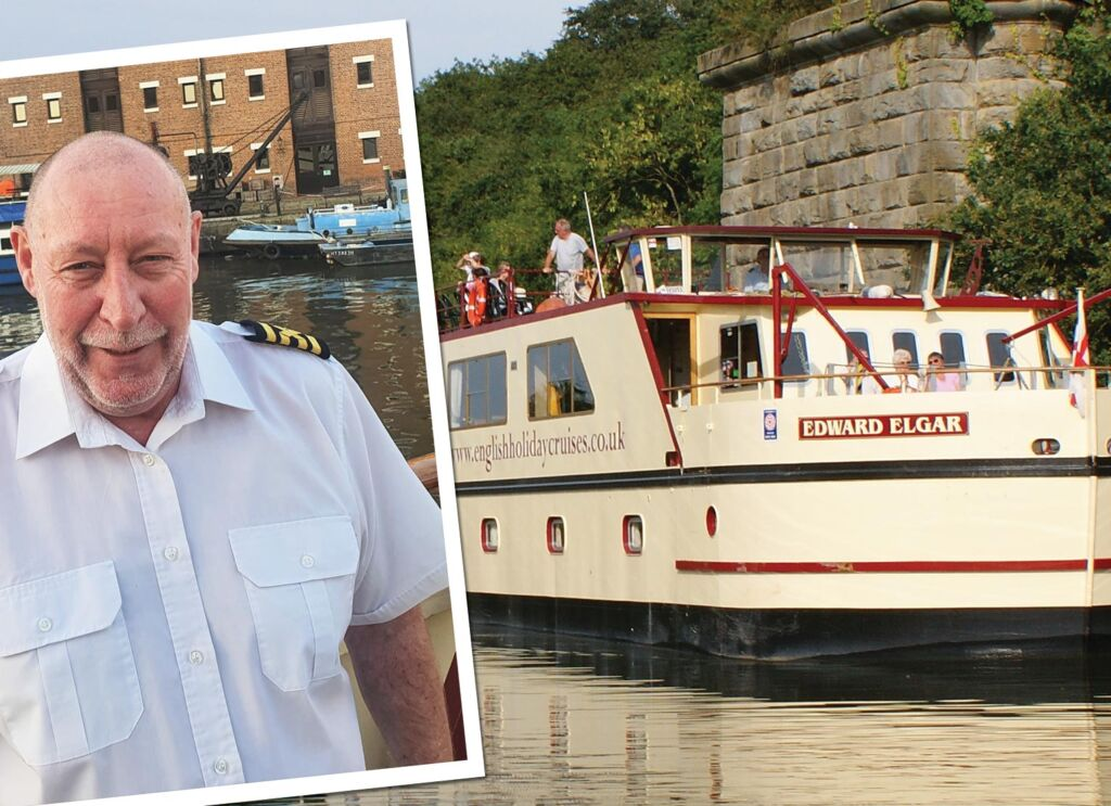 In Conversation with Captain Steven Whitby from English Holiday Cruises 3