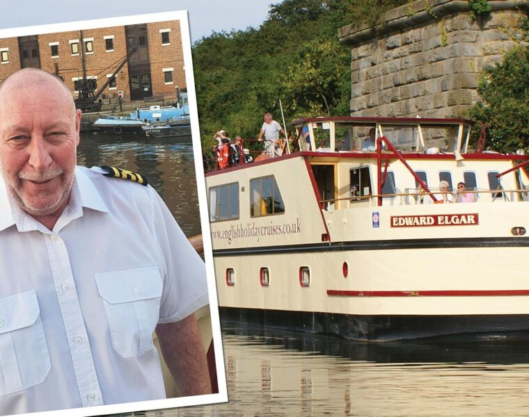 In Conversation with Captain Steven Whitby from English Holiday Cruises 11