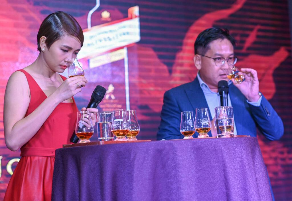 Chong Wai Keng, Diageo Malaysia Brand Ambassador