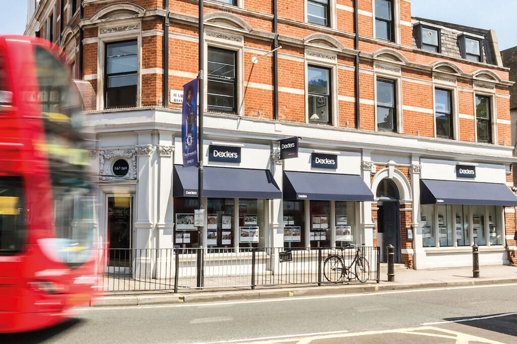 Dexters to Close its 70 London Offices to the Public on November 5th