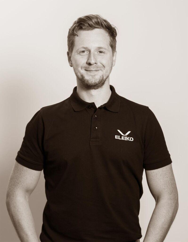 Dale Beech, MD Of Home Gym Provider Eleiko UK