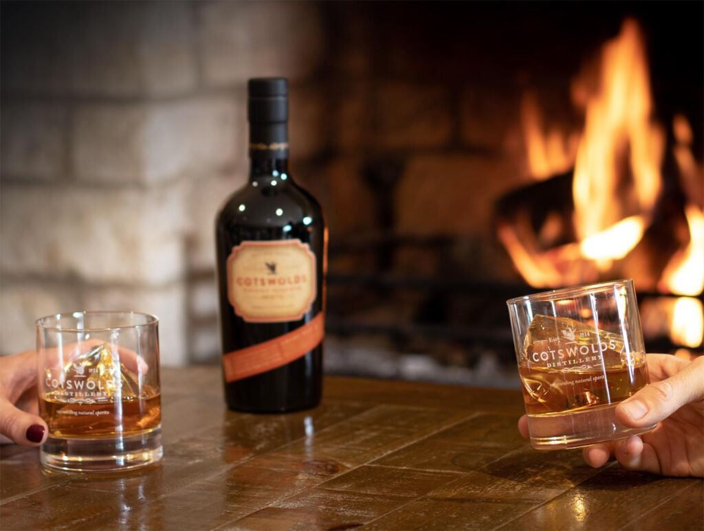 Cotswolds Distillery's Second Whisky Liqueur is a Perfect Winter Warmer