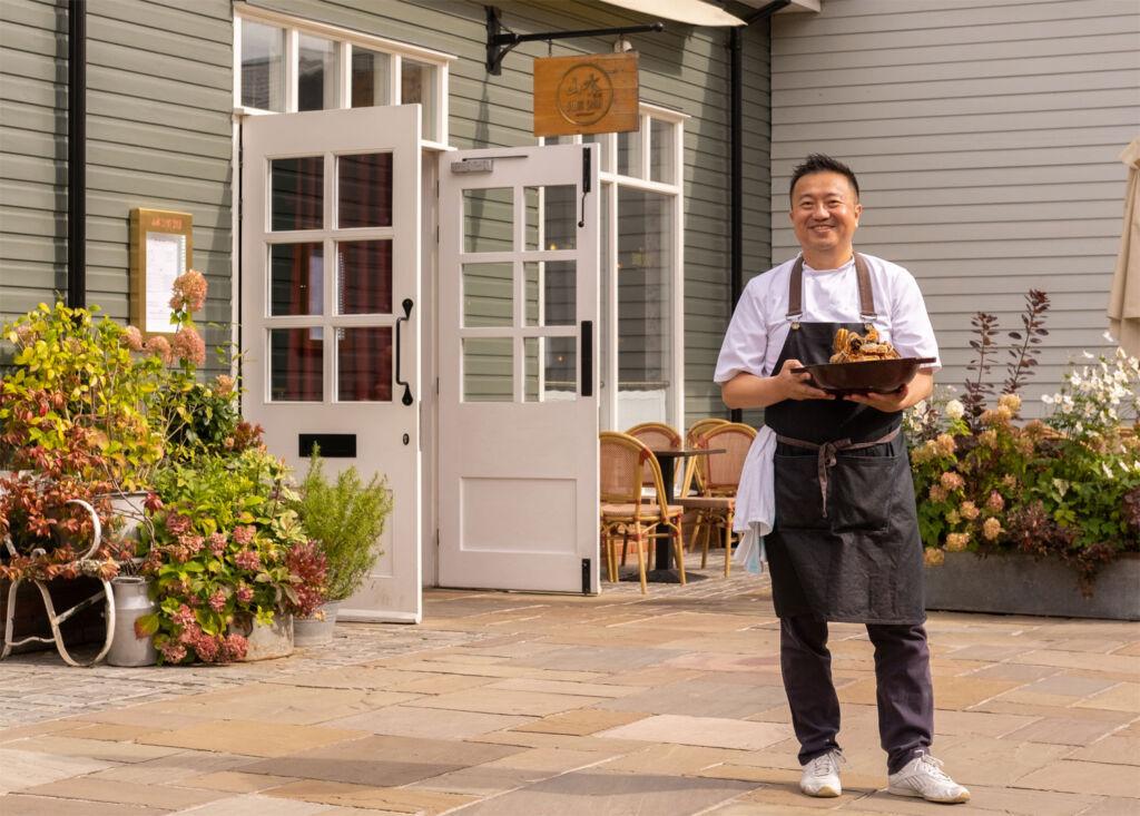 Jason Li at Shan Shui