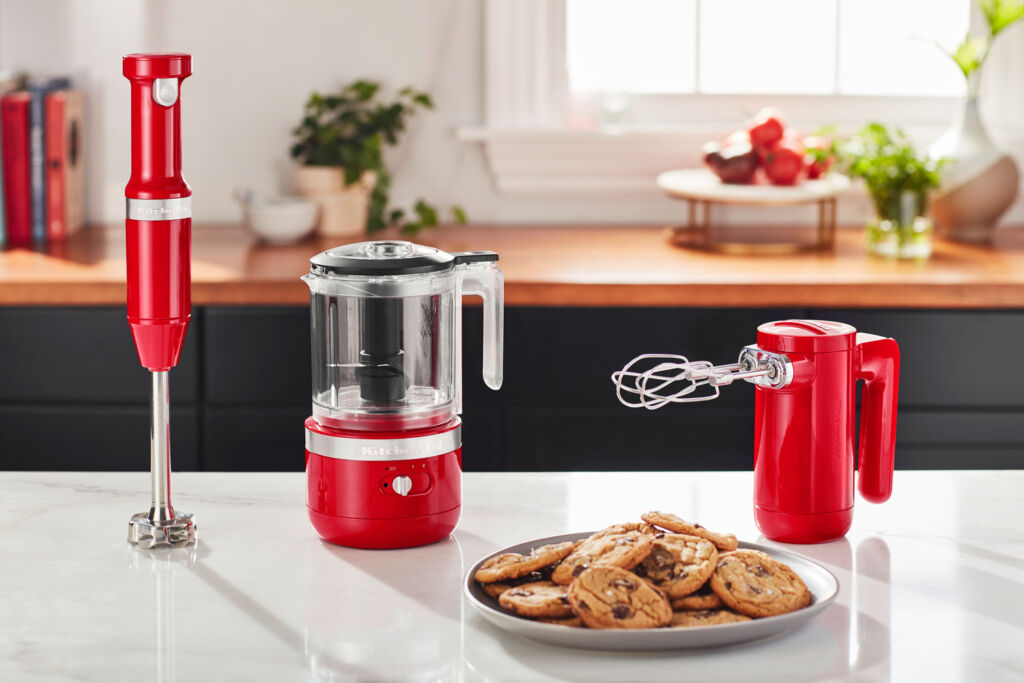 Embrace Culinary Freedom with KitchenAid's New Cordless Collection