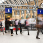 Property Transactions Across the London Commuter Belt Down by -42%