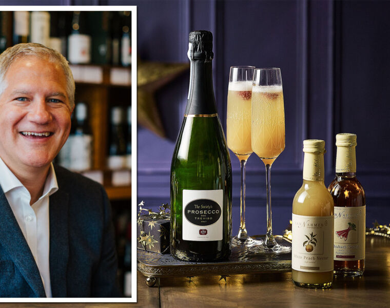 In Conversation with Pierre Mansour, Director of Wine at The Wine Society