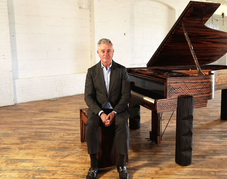 Exclusive Interview with Ron Losby, President and CEO of Steinway & Sons 1