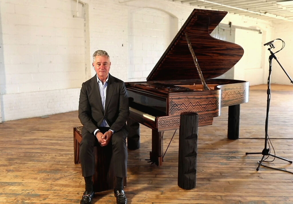 Exclusive Interview with Ron Losby, President and CEO of Steinway & Sons