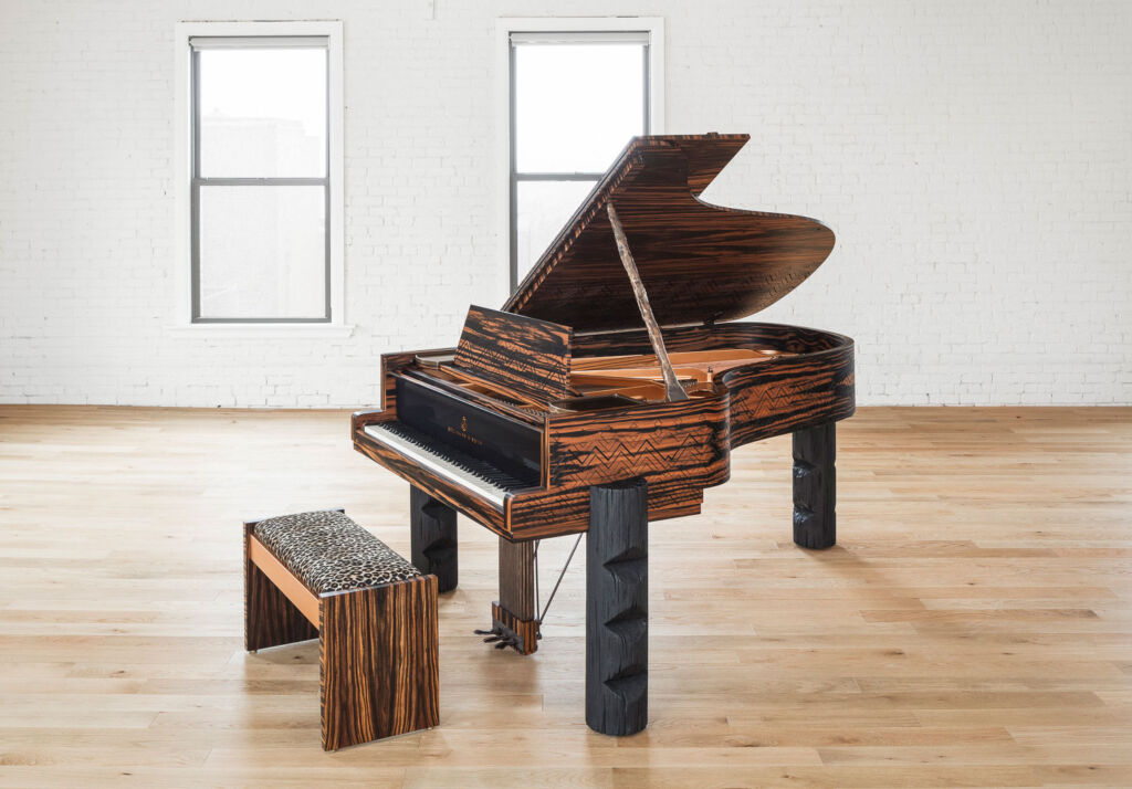 The Steinway & Sons Kravitz Grand Piano