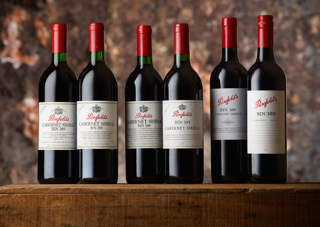 The individual bottles making up the 2020 collection