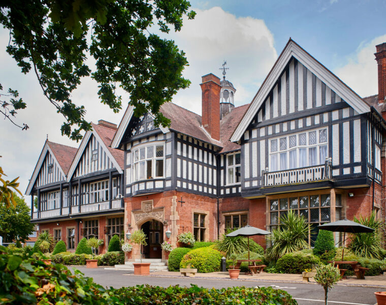 The 'Hidden Gem' That is the Laura Ashley Hotel - The Iliffe