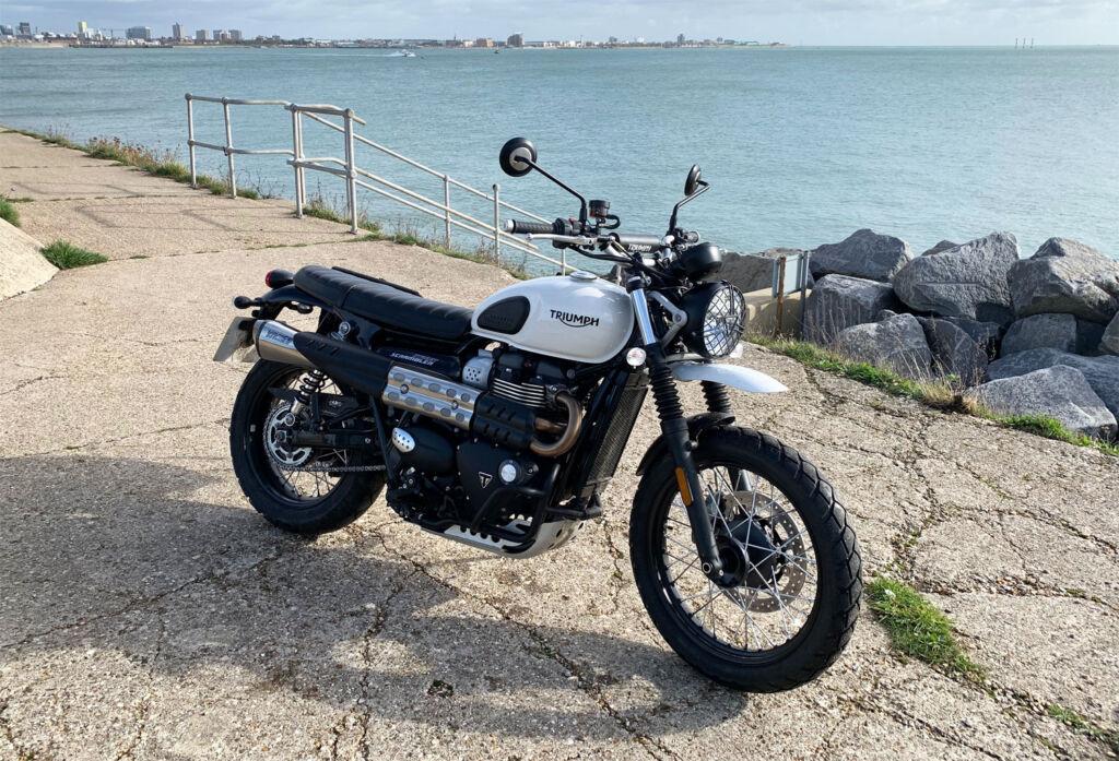 Triumph's 900cc Street Scrambler Heads the Trail of Followers