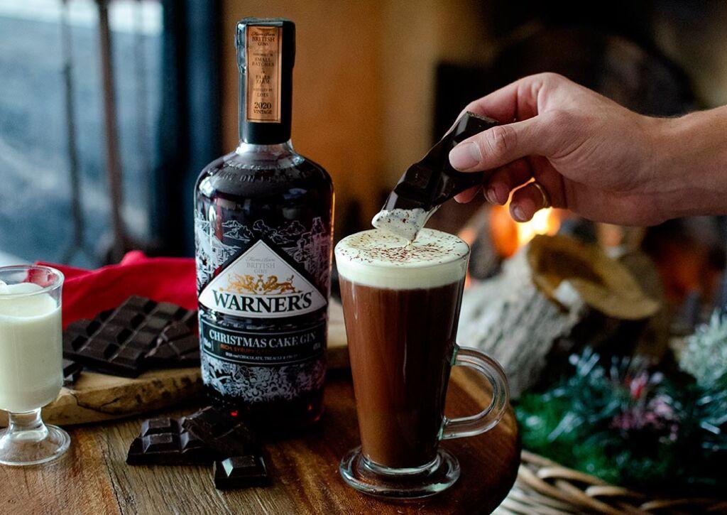 This Season's Must-Sip Gin: Warner's Christmas Cake Gin