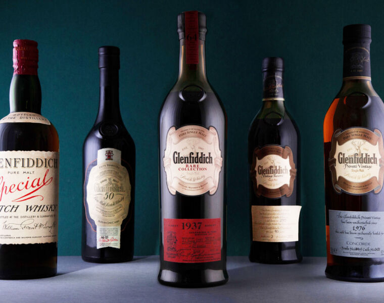 An Exclusive Taste Of Glenfiddich With Whisky Auctioneer