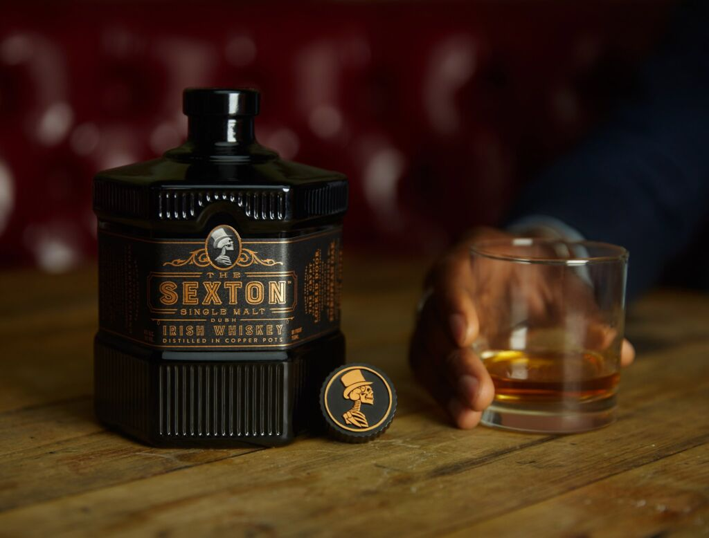 The Sexton Irish Whiskey - Out with the Old and In with the New
