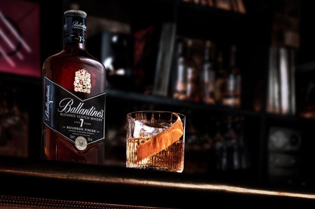 Ballantine's 7 Bourbon Finish whisky
