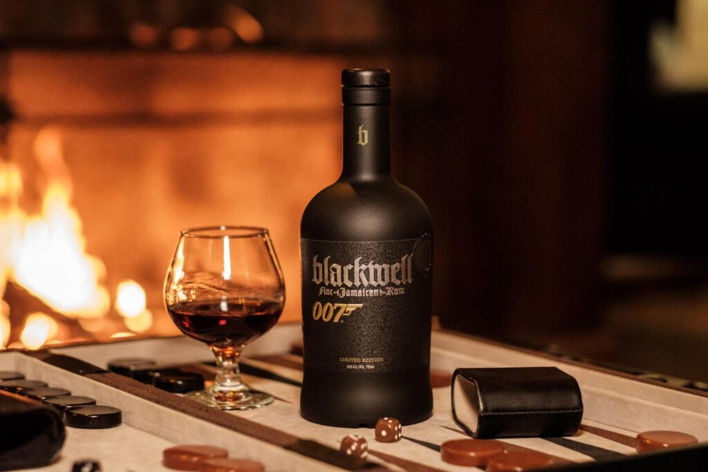 Blackwell Rum Limited Edition 007