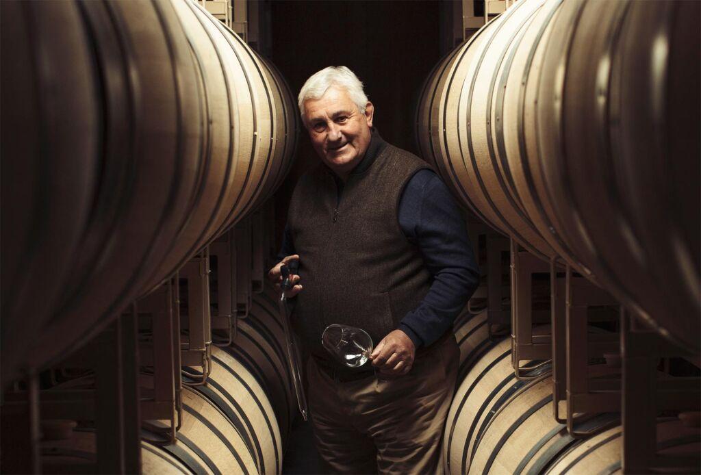 Bordelais winemaker Pierre Seillan