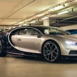 H R Owen Bugatti at Windrush Car Storage