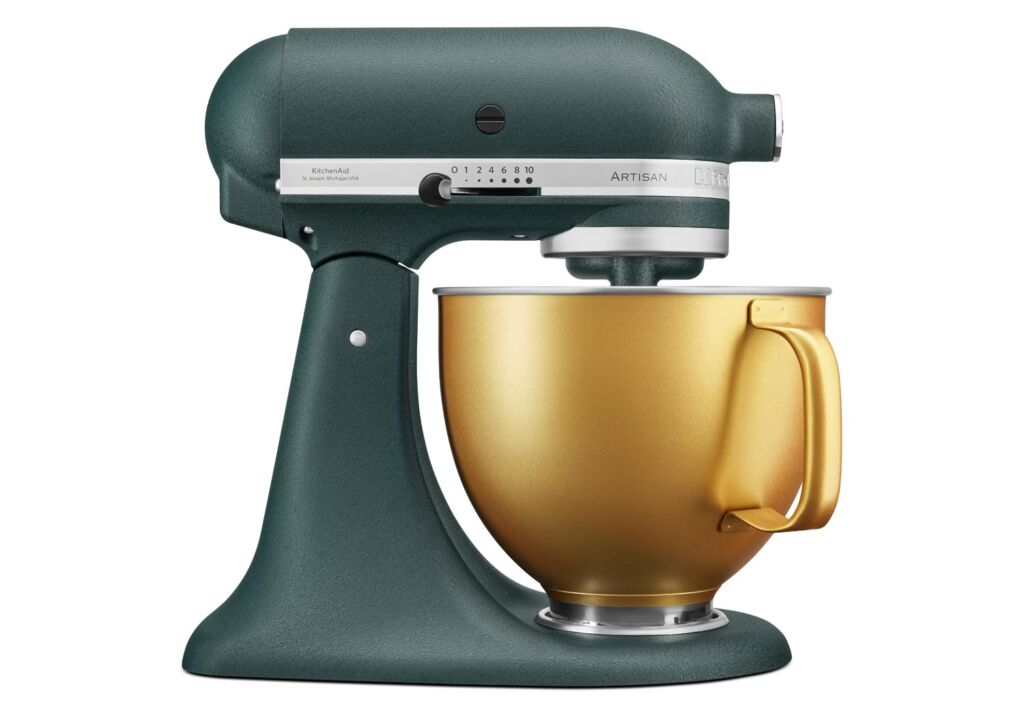 KitchenAid Artisan Stand Mixer with NEW Seasonal Bowl