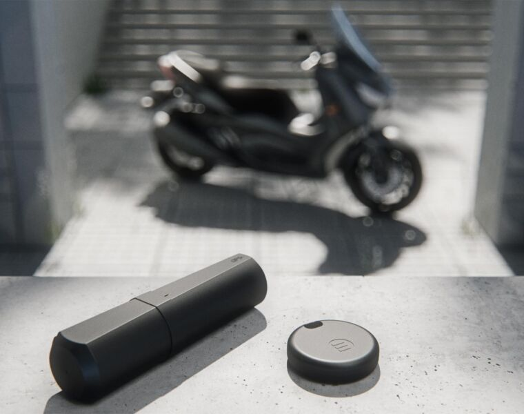 The Monimoto Tracker is the Smart Solution for Every Motorcycle Owner