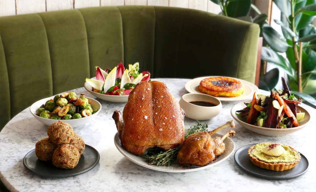Nutshell London is Bringing a Middle-Eastern Twist to Christmas Dinner