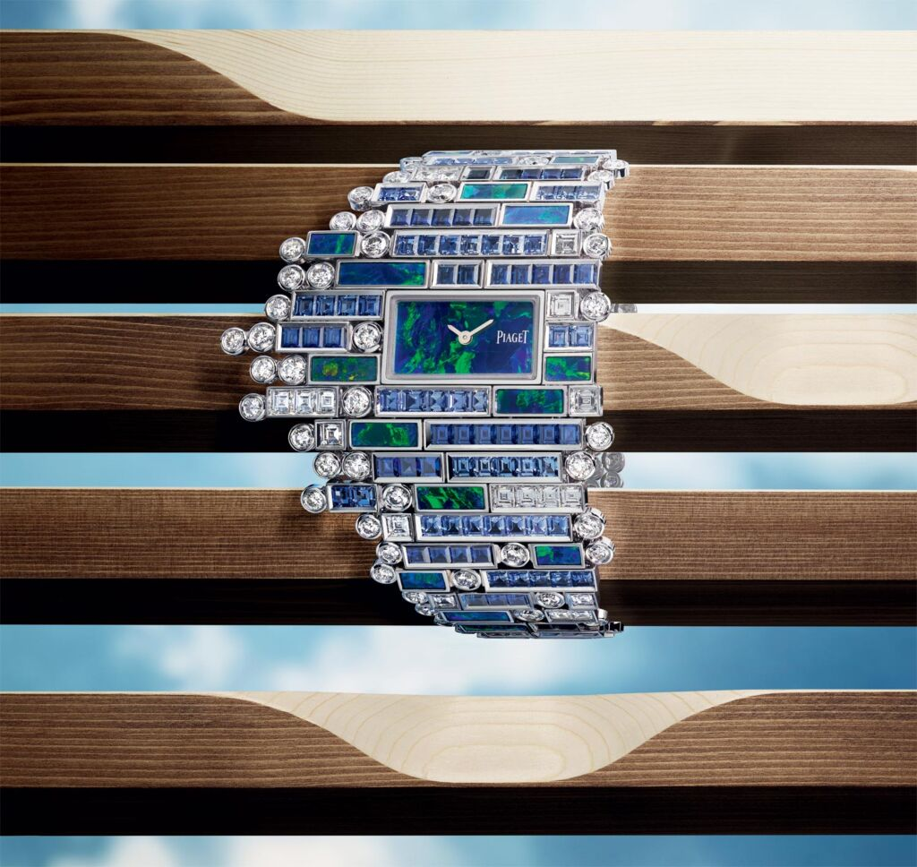 Piaget Wings of Light jewelled timepiece