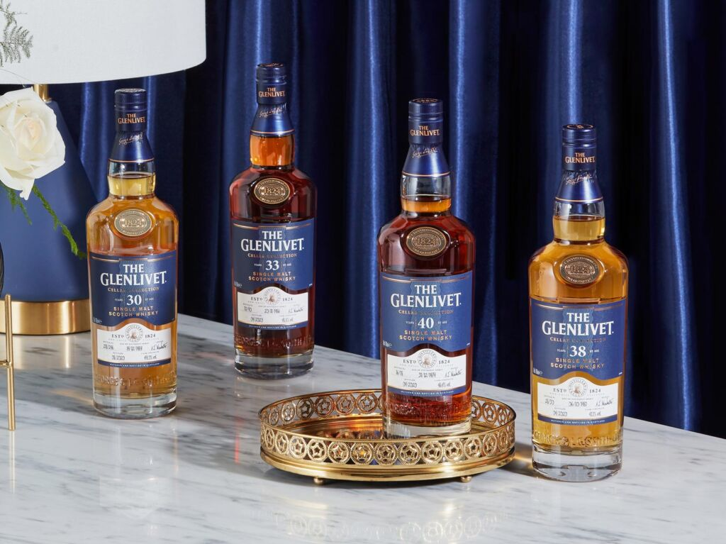 Chivas Brothers Releases Three Limited Edition Whisky Collections