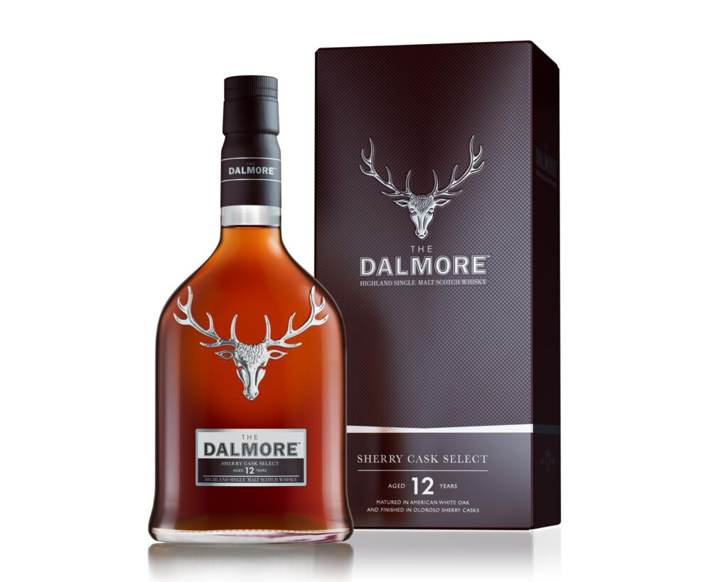 The Dalmore 12 Year Old Sherry Cask Select whisky
