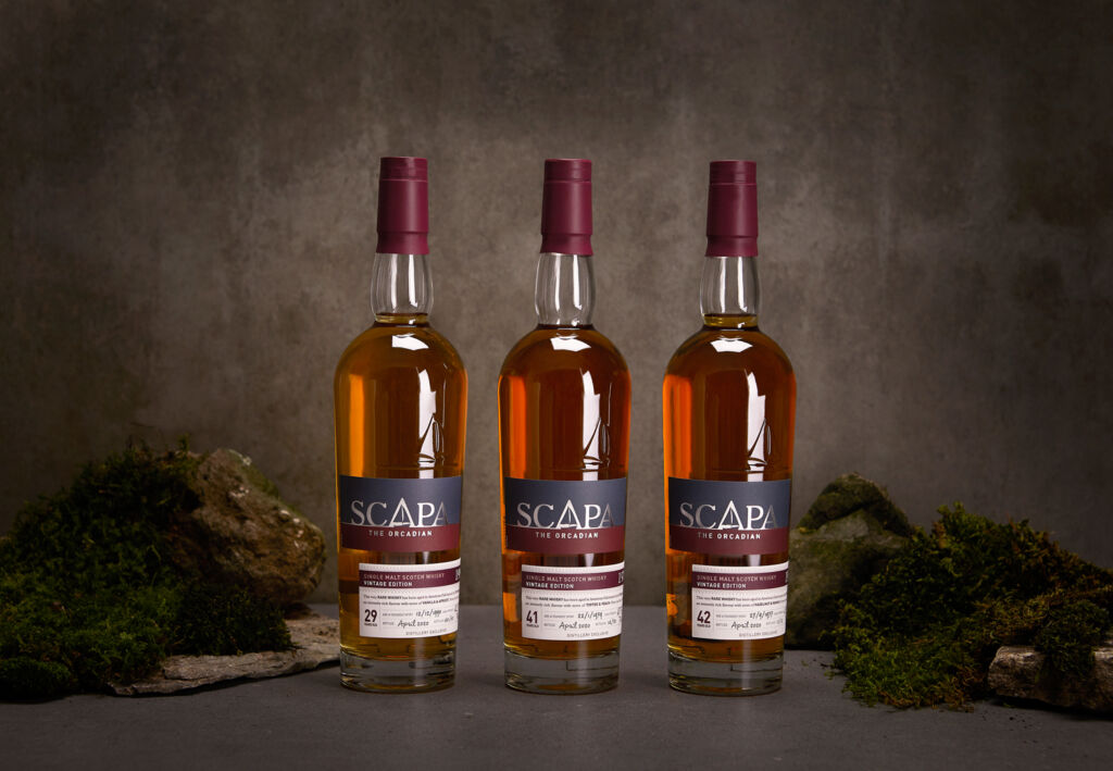 The Scapa Single Cask Vintage Editions