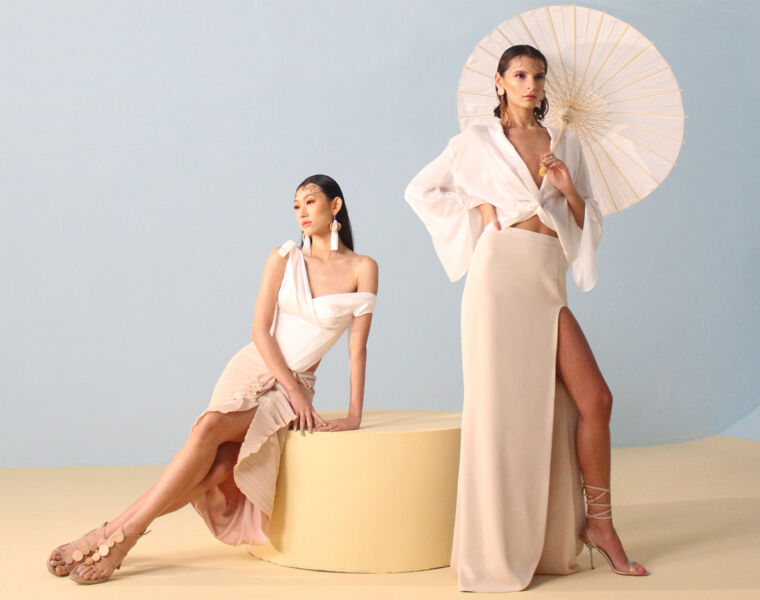 Alia Bastamam Resort 2020-21 Collection