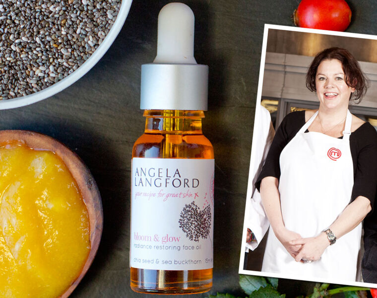 A Recipe For Great Skin by MasterChef Finalist Angela Langford