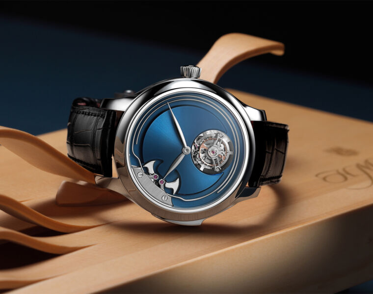 H. Moser & CIE Endeavour Concept Minute Repeater