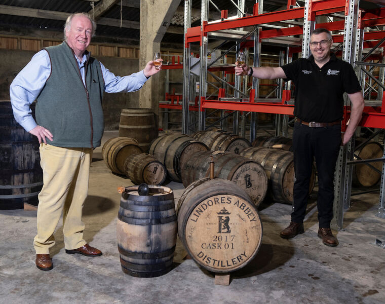 Lindores Single Malt Scotch was an Incredible 526 Years in the Making