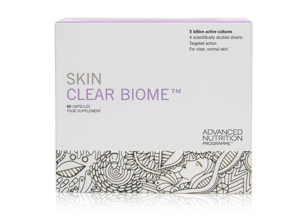Advanced Nutrition Skin Clear Biome