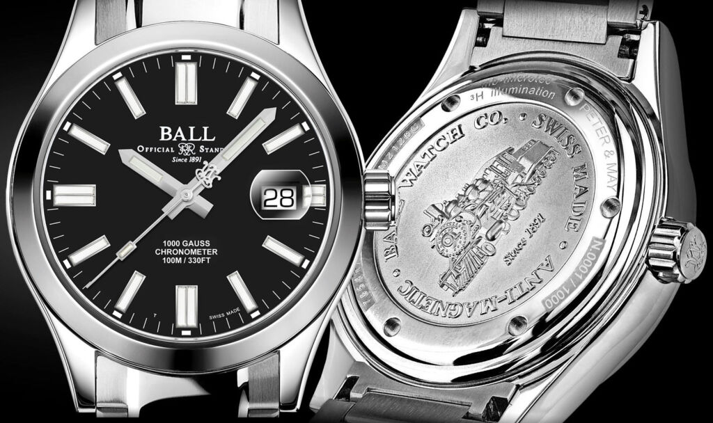 Ball Watches Engineer III Legend II, Lights Up Every Situation