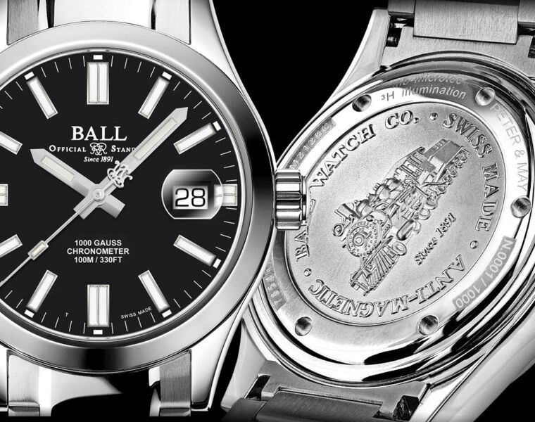 Ball Watches Engineer III Legend II, Lights Up Every Situation