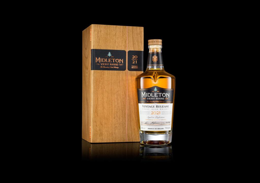Irish Distillers Unveils Midleton Very Rare 2021 Whiskey