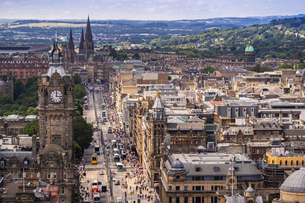 The Best Places to Look for New-Build Properties in Scotland