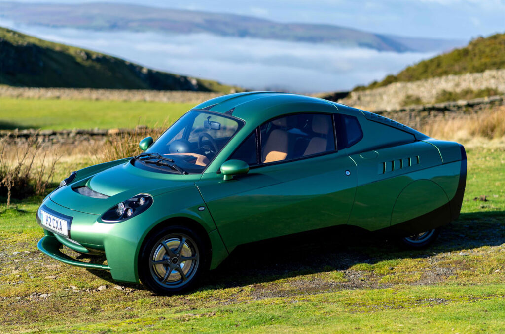 Riversimple and Siemen Sign MoU in Preparation for Hydrogen Car Production