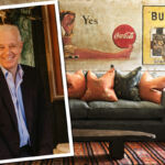 Interior Designer Martin Waller the Founder Of Andrew Martin