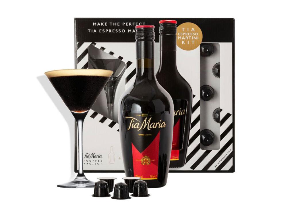 Tia Maria Espresso Martini Kit