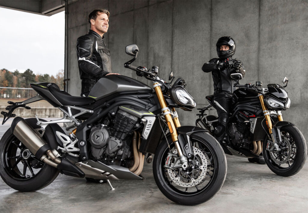 Triumph's Speed Triple 1200 RS is a Revolution to be Revered