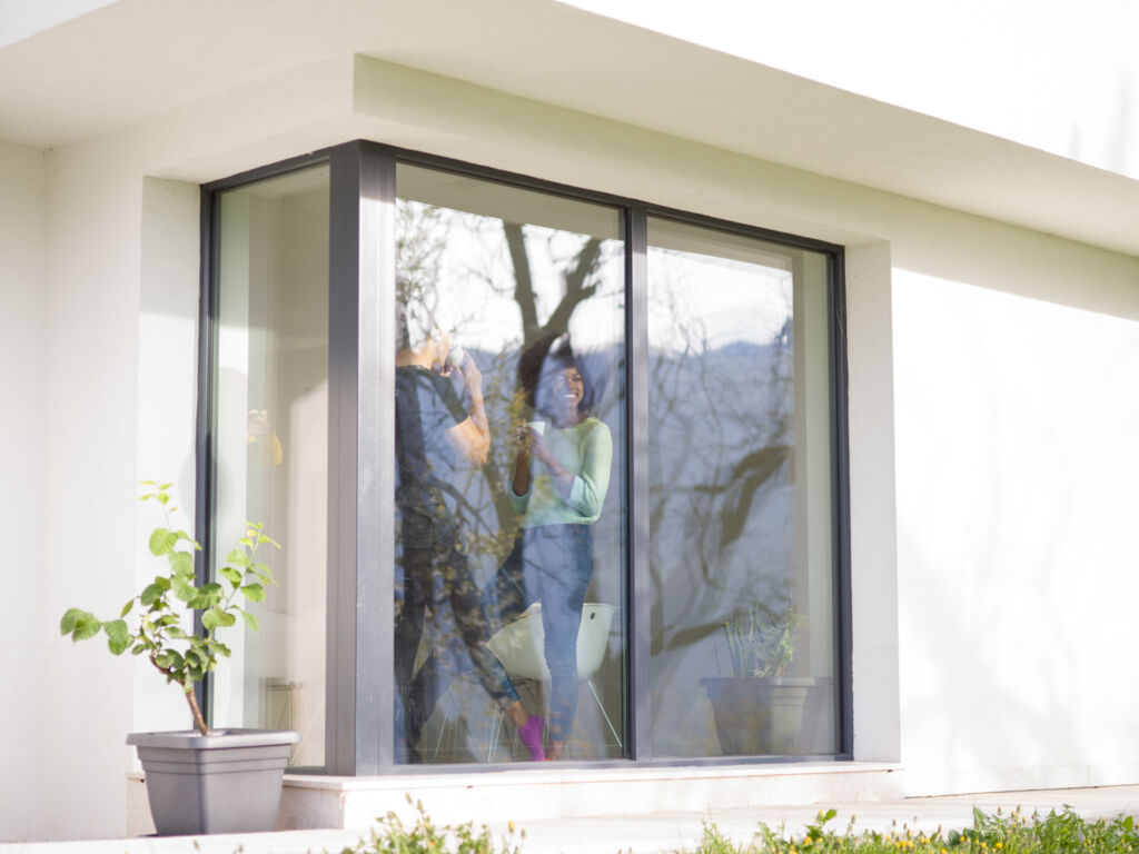 Grey Windows Could Increase the Value of Your Property Significantly