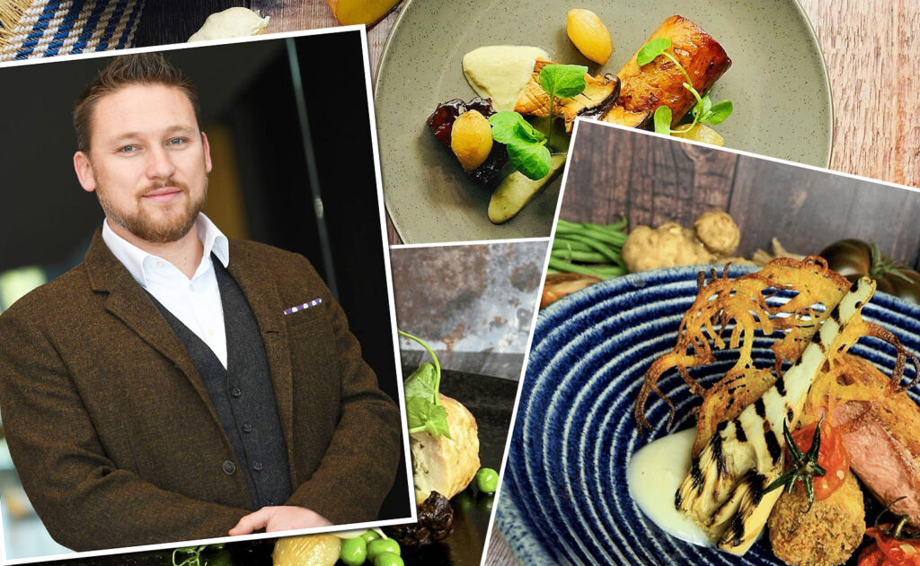 Peter Hayward Puts Daniel Hulme's One Fine Dine to the Taste Test