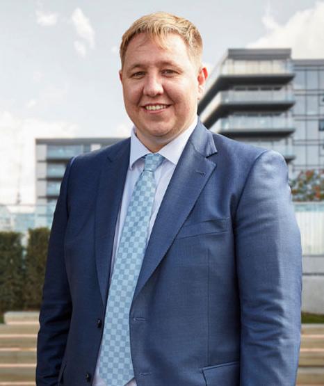 FJP Investments CEO Jamie Johnson