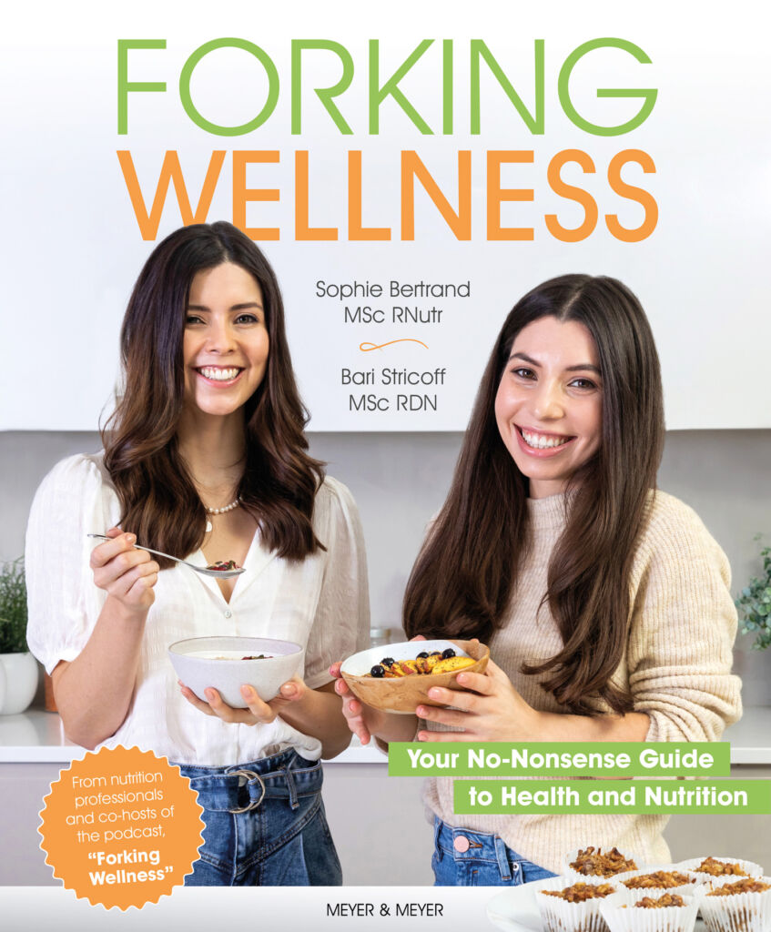 Forking Wellness book cover