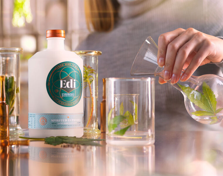 EDI's Endorphin-led Spirited Euphoria Drink is Put to the Palate Test