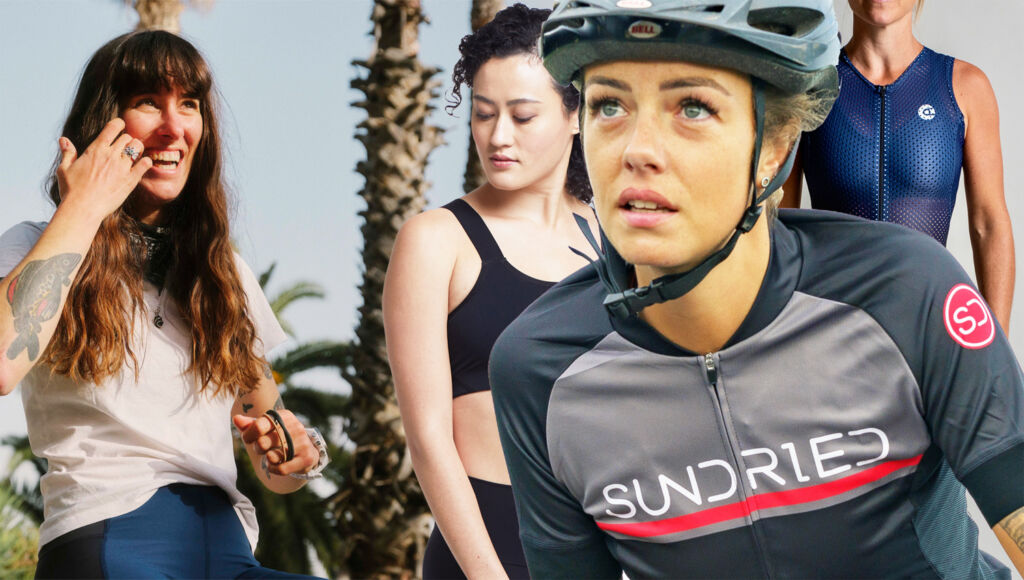 Shining the Light on Five Market-Leading Women's Cycling Brands