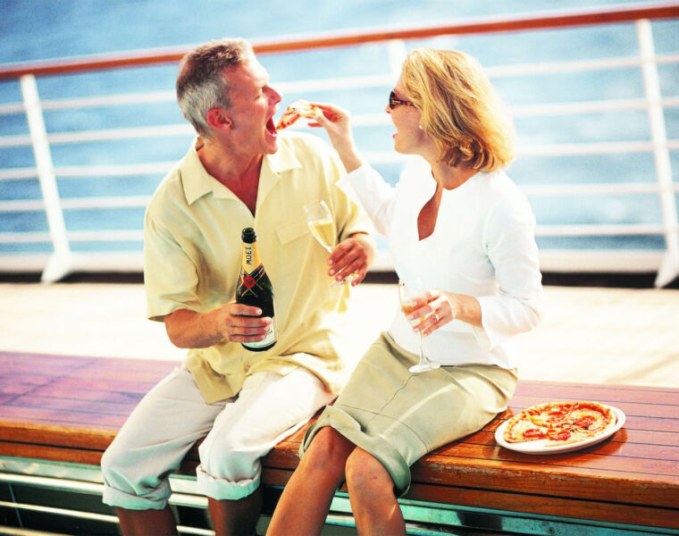 Three Luxury Cruises in 2021 and All Cost Less than £1000 Per Person
